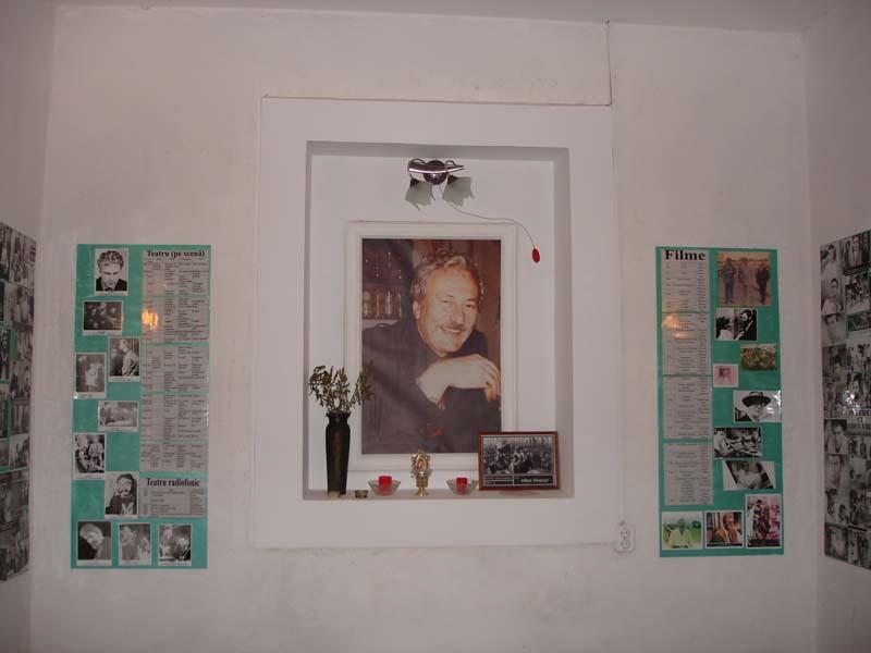 Casa memoriala Amza Pellea