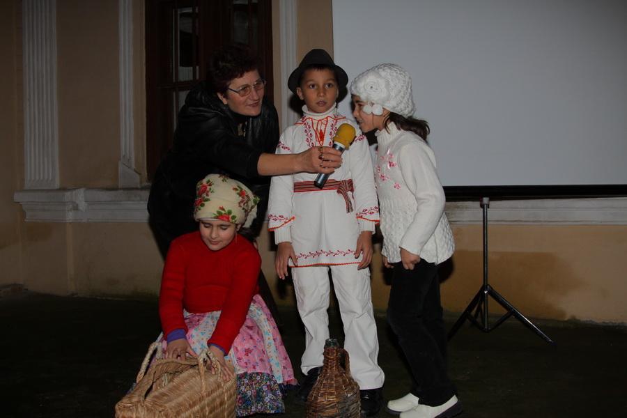 Bailesti - Comemorare Amza Pellea
