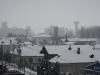 Bailesti iarna - Vedere de sus
