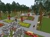 Planul Parcului Tineretului Bailesti
