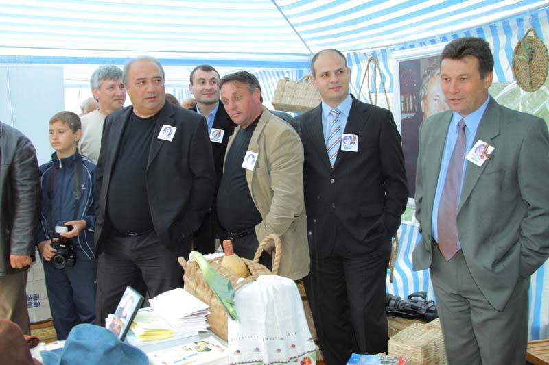 Reprezentantii primariei Bailesti
