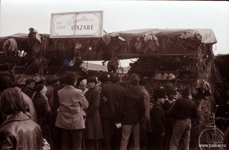Sarbatoarea Recoltei 1984 - Bailesti
