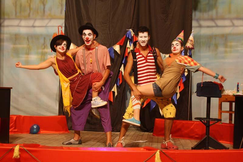 Spectacol de teatru - Trupa MASCA