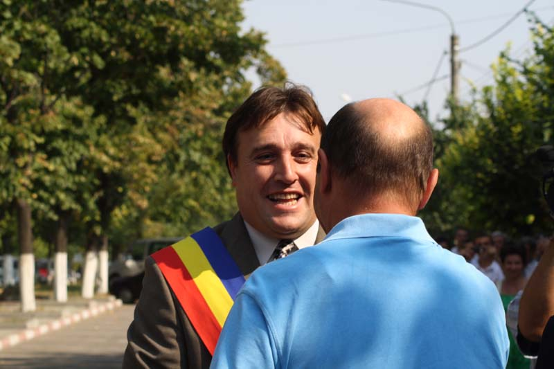 Vizita Basescu
