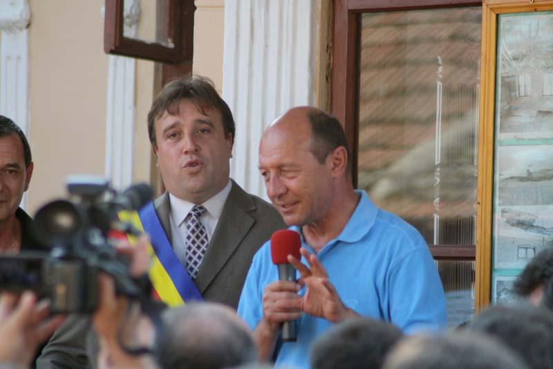 Basescu la Casa Memoriala