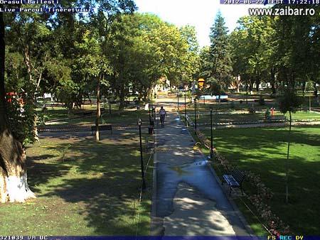 Webcam Parcul Bailesti