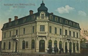 Bailesti - Hotel Culescu, 1924