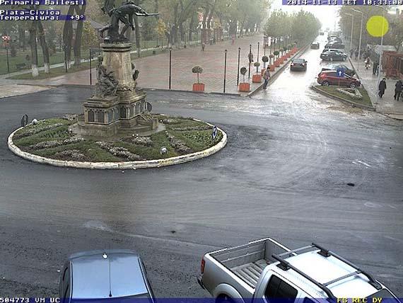 Camera live Bailesti - Piata Civica