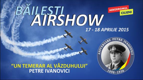 Bailesti Airshow 2015