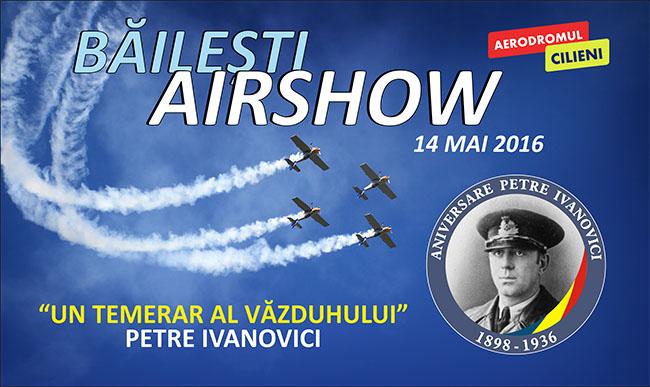 Bailesti Airshow 2016